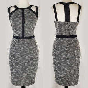 Guess Los Angeles cage detail body con dress NWOT